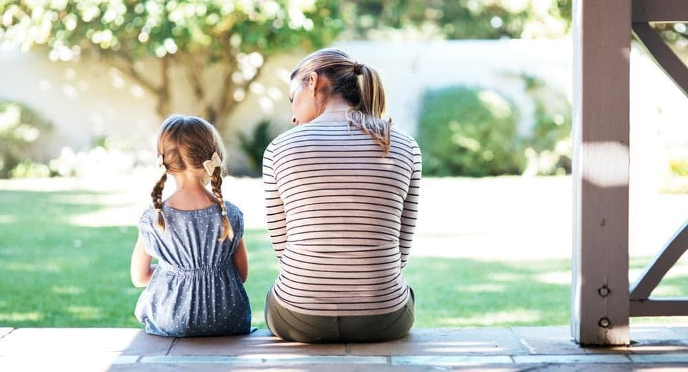 «Вы не можете молиться о своих детях, если вы не молитесь о себе»