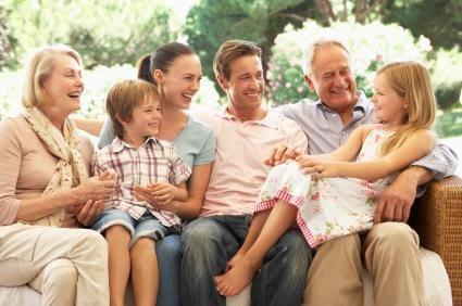 Общение в семье: 5 простых правил