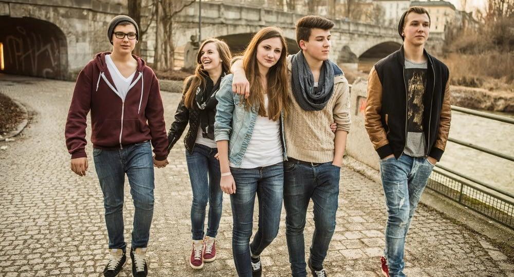 Подростки: вредные и колючие?